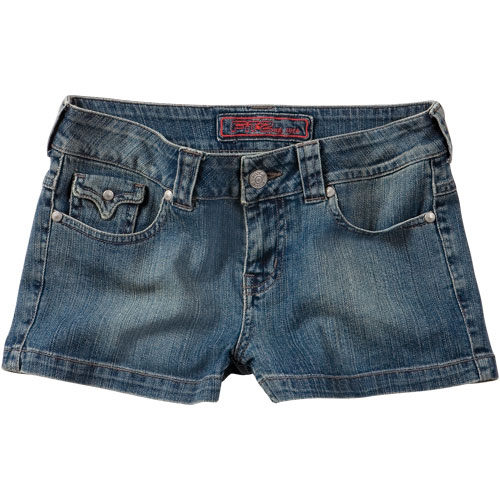 EXTREM HÜFT JEANS HOT PANTS