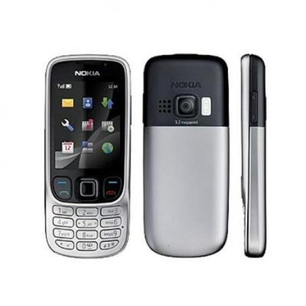 Nokia 6303 Classic silver