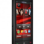 Dropshipping Nokia  X6 16 GB - schwarz/rot