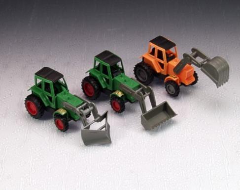 NEU Traktor / Trecker, 2-fach sortiert, im Beutel