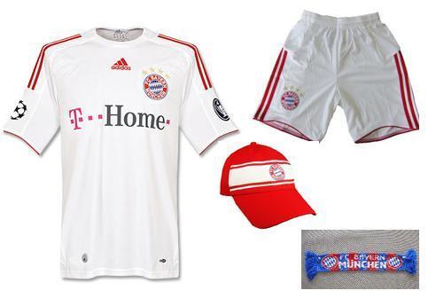 NEU ADIDAS - FC Bayern München Fan-Set