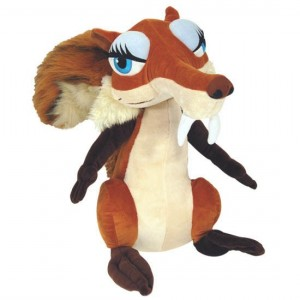 """Dropshipping Ice Age """"Scratte"""" Gr. 3 ca. 28 cm"""