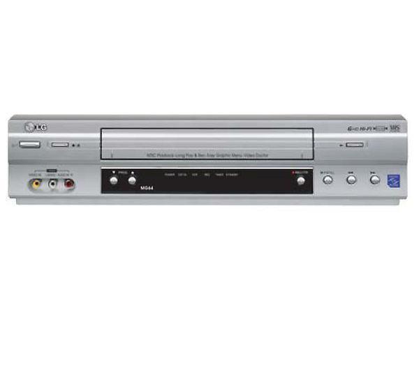Dropshipping LG VHS-4-Kopf-Videorekorder MG64