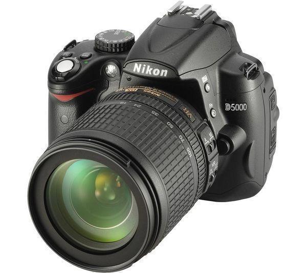 Dropshipping Nikon D5000 + AF-S DX Nikkor 18-105mm f/3,5-5,6G ED VR