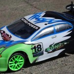 Dropshipping RC Verbrenner Auto On-Road 1/10 3,0 Motor - Sonic