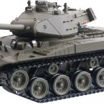 "Dropshipping RC Panzer M41 A3 ""WALKER BULLDOG"" Heng Long -Rauch&Sound"