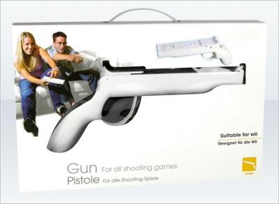 Dropshipping Pistole für Nintendo Wii Waffe Gun Lightgun