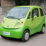 NEU City-Elektroauto mit 45 km/h