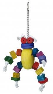 Grosshandel Papageien Spielzeug Happy Froggy
