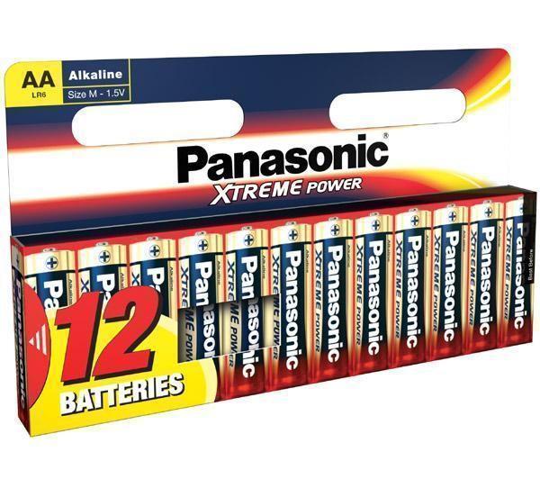 Panasonic-12-Batterien