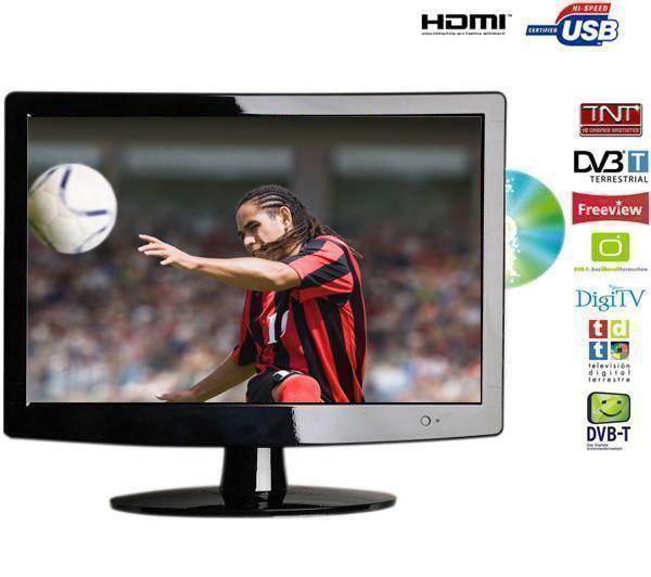 Dropshipping Q-MEDIA  LCD-Fernseher mit DVD-Player