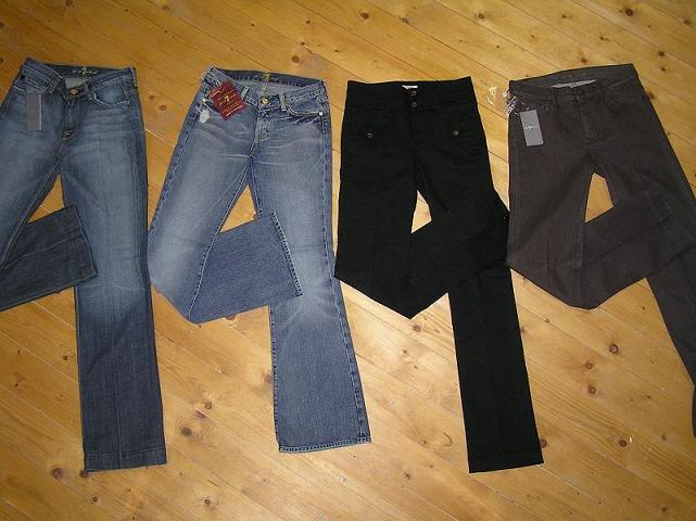 Grosshandel 7 FOR ALL MANKIND JEANS!