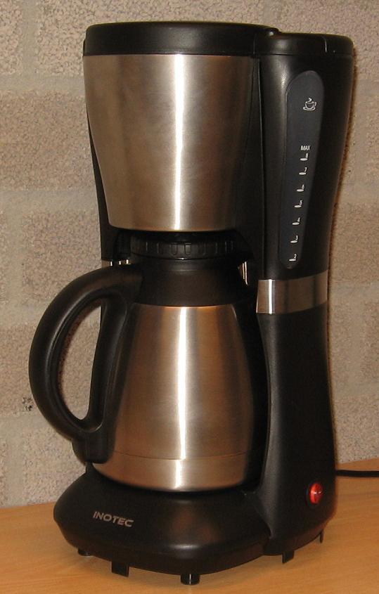 Kaffeemaschine RVS
