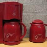 Kaffeemaschine mit Reservekanne