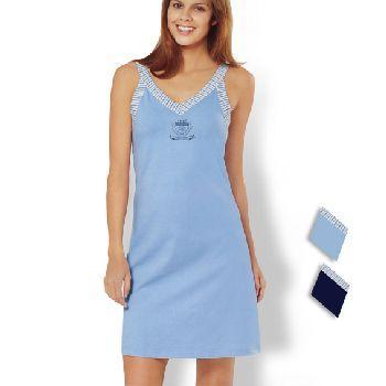 Damen Baumwolle Nachthemd YSB-10288