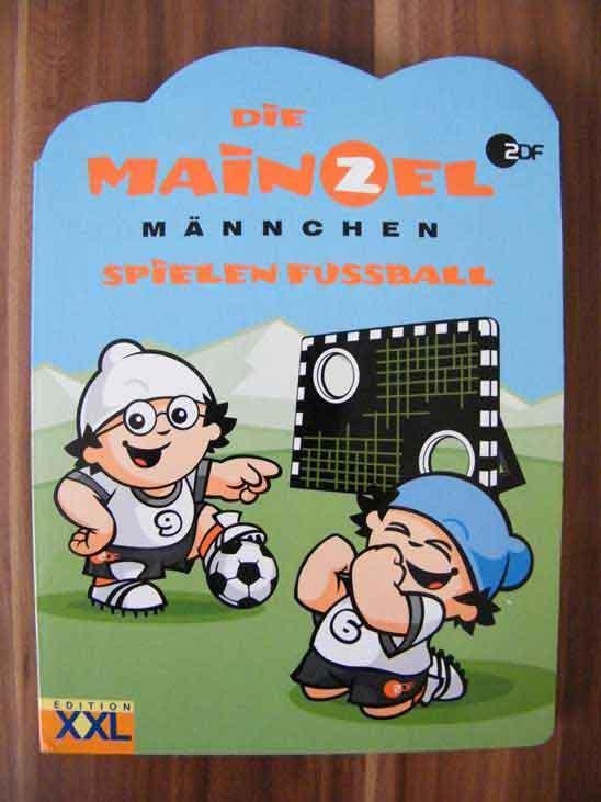 Kinder Fussball Buch