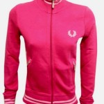 Fred Perry Damen Hoodies ohne Kapuzze