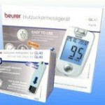 Starter Pack Blutzuckermessgerät Beurer GL40