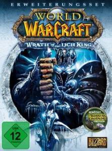 Neu World of Warcraft - Wrath of the Lich King PC + MAC