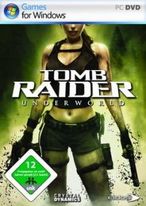Neu Tomb Raider: Underworld CD-Rom