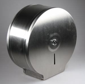 Edelstahl Toilettenpapierspender GASTRO
