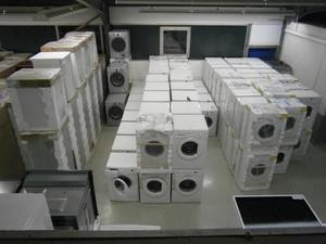 Elektrogeräte - weiße Ware Deutsche Marken