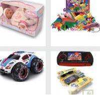 Grosshandel Spielwaren Mischpaletten Retourware