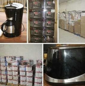 AEG Heimkinosystem, Mikrowellen, Mixpaletten B-Ware Großhandel