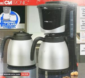 Clatronic Kaffeemaschine + Thermoskanne Retouren Großhandel