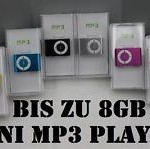 MP3 Player m. Clip inkl. Zubehör Großhandel