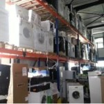 Großhandel Waschmaschinen Haier Kundenretouren Mix
