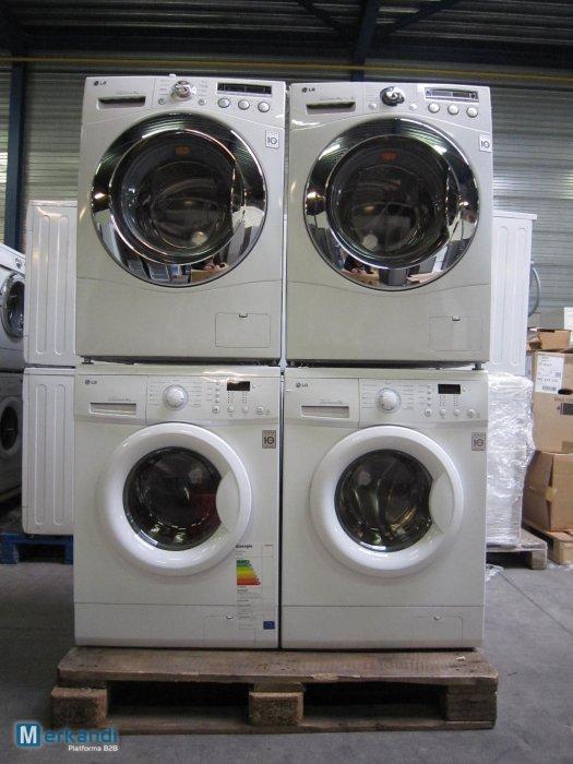 LG Waschmaschinen Posten Großhandel Holland