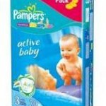 Pampers Babywindeln Großhandel Posten