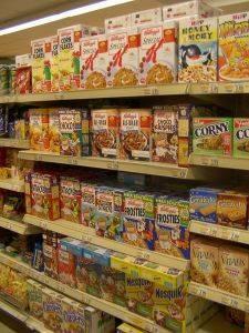 Lebensmittel, Genussartikel mit kurzem MHD Großhandel
