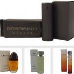 Armani, Calvin Klein, Lacoste Parfüm Großhandel Posten