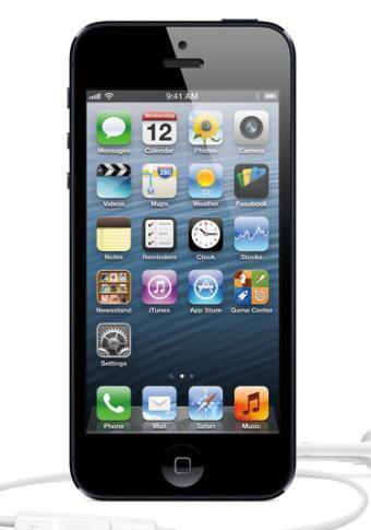 Apple iPhone 5 16GB, 32GB, 64GB - Sonderposten