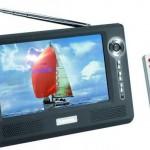 Lenco TFT-721 17,8 cm 7 Zoll LCD Fernseher