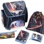 Grosshandel Star Wars 5-teiliges Schulranzen Set
