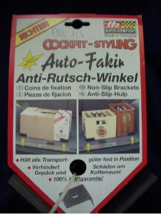 10 x Transportsicherung für Getränkekisten o.a.