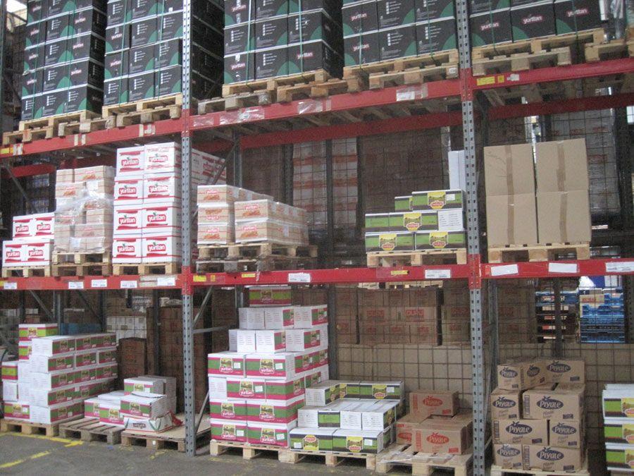 Lebensmittel, Süßwaren Großhandel Sonderposten