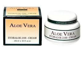 Creme Hydraloe 2100 von Canarias cosmetics
