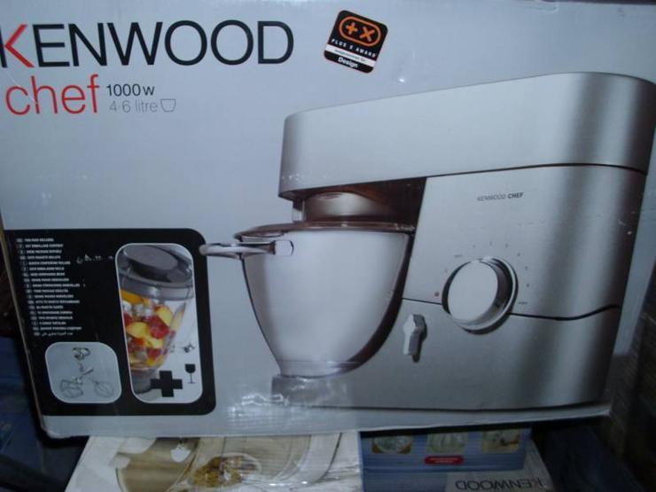 Kleinhaushaltsgeräte von Kenwood, Panasonic, Bosch etc. Kundenretouren