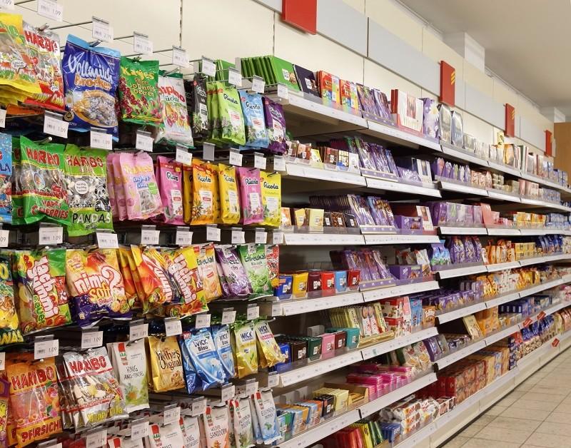 Süßwaren Grosshandel