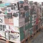 Spielzeug, Elektrogeräte, Sanitär Discountware