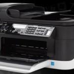 Großer Mischposten gebrauchte Drucker, Faxgeräte