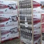 LG TV Geräte Refurbished Ware Posten
