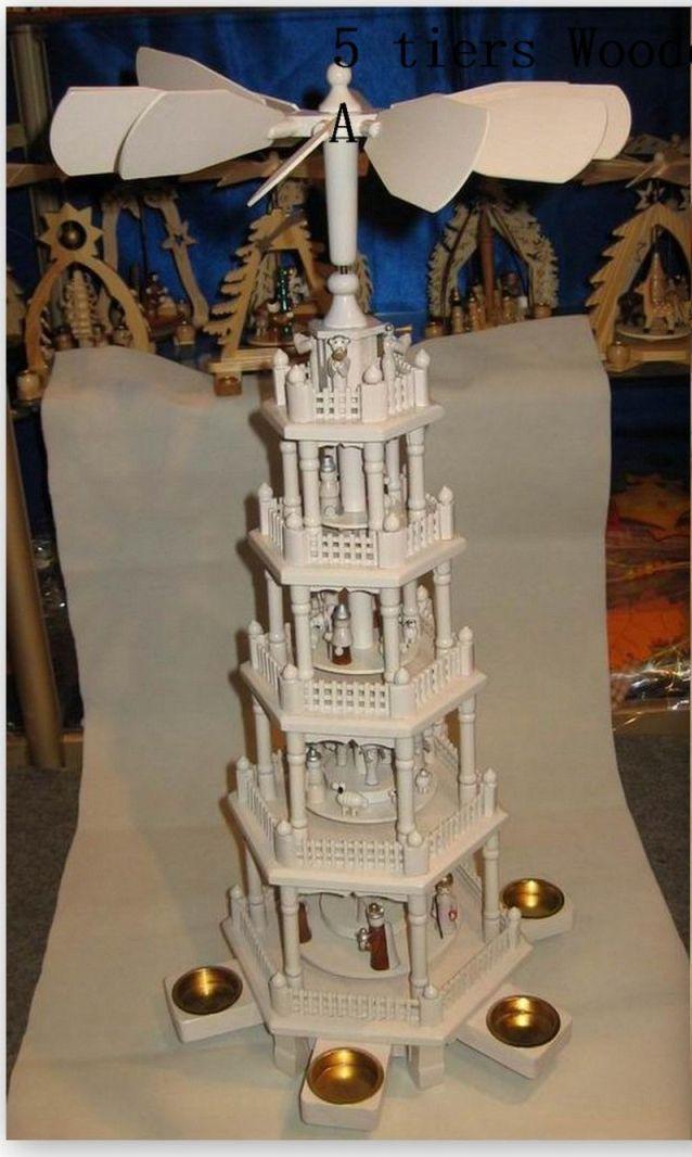 Weihnachtspyramide zum Sommerpreis