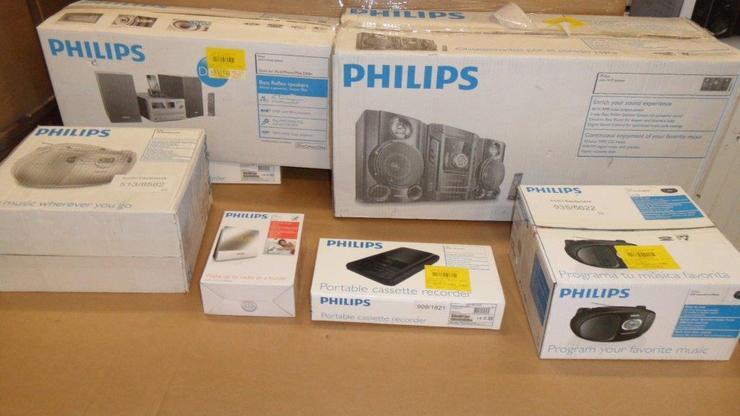 Philips Unterhaltungselektronik Kundenretouren
