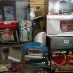 Haushaltsgeräte Palettenware Restposten