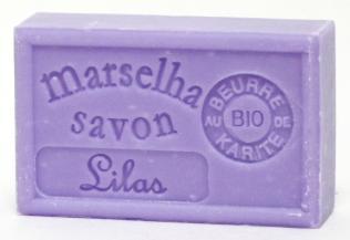 Savon de Marseille: Fliederseife